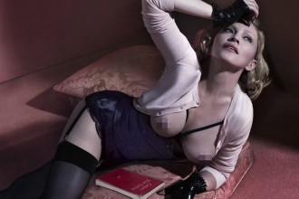 Madonna (Mert Alas and Marcus Piggot/Interview Magazine)