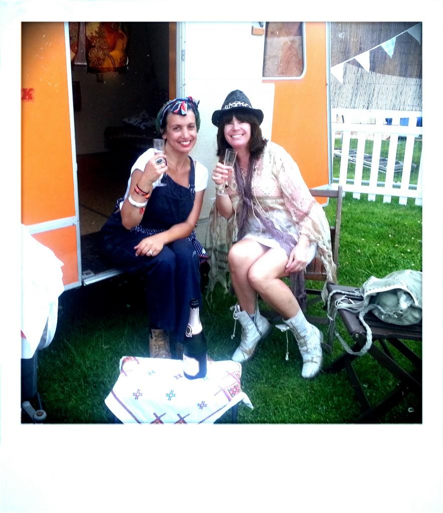 Dadina and Helen