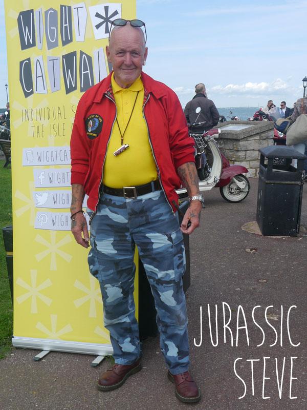 Jurassic Steve