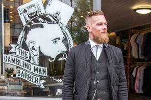 Benny Bravo: punk mixologist extraordinaire