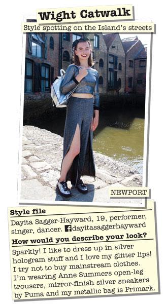 Dayita Sagger-Hayward,