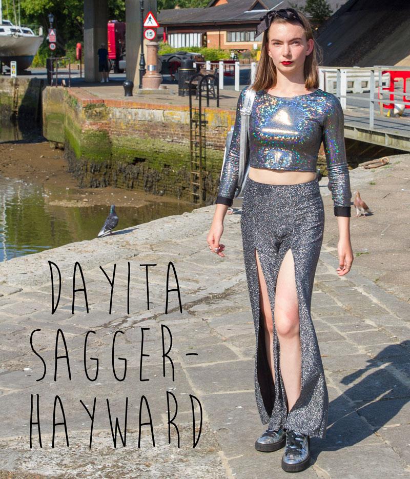 Dayita Sagger-Hayward