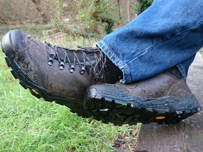 HiTec boots